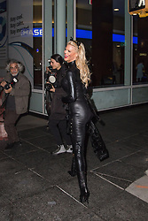 Heidi Klum's 19th Annual Halloween Party At LAVO New York. 31 Oct 2018 Pictured: Victoria Silvstedt. Photo credit: Joe Russo / MEGA TheMegaAgency.com +1 888 505 6342