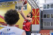 DESCRIZIONE : Skopje torneo internazionale - Allenamento<br /> GIOCATORE : Riccardo Cervi<br /> CATEGORIA : nazionale maschile senior A <br /> GARA : Skopje torneo internazionale - Allenamento <br /> DATA : 24/07/2014 <br /> AUTORE : Agenzia Ciamillo-Castoria