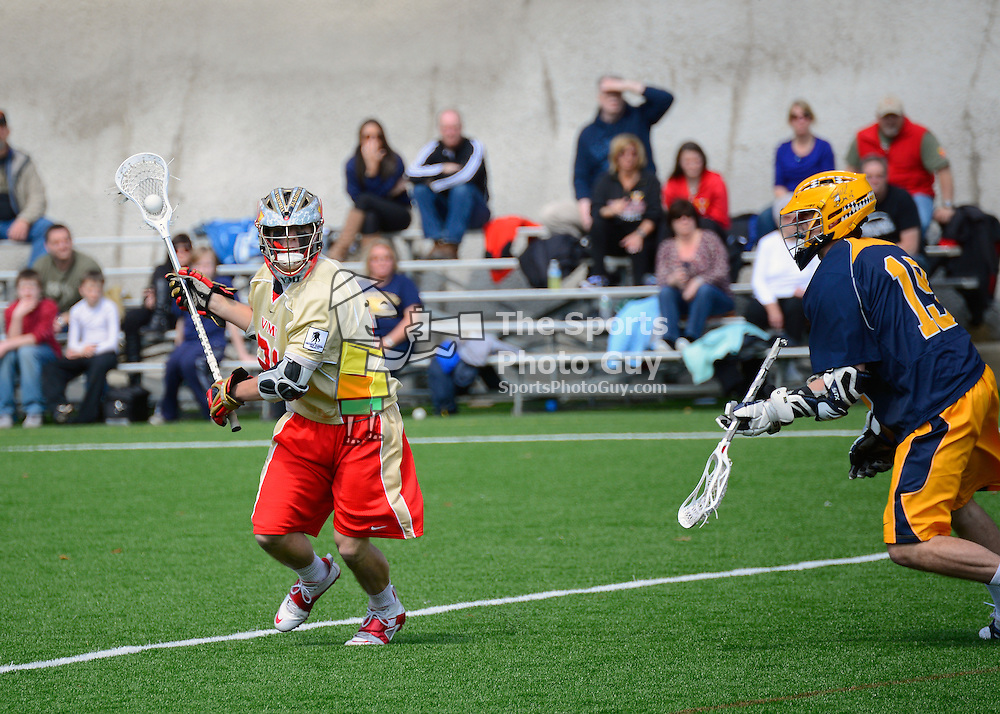 NCAA Men's Lacrosse: Canisius rallies to defeat VMI, 10-7