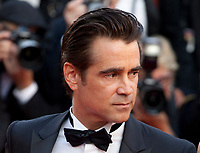 Actor Colin Farrell at The Beguiled gala screening at the 70th Cannes Film Festival Wednesday 24th May 2017, Cannes, France. Photo credit: Doreen Kennedy