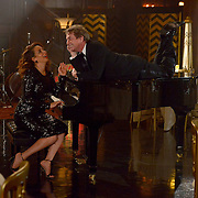 "MAYA & MARTY -- ""Promo Shoot"" -- Pictured: (l-r) Maya Rudolph and Martin Short -- (Photo by: Lisa Rose/NBC)"