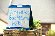 Samantha's Bat Mitzvah