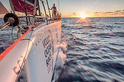 November, 2014. Leg 2 onboard Team SCA.