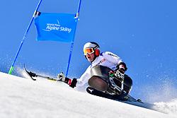 GFATTERHOFER Markus, LW10-1, AUT, Giant Slalom at the WPAS_2019 Alpine Skiing World Cup, La Molina, Spain
