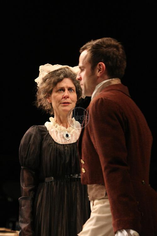 Book-It Reperatory Theatre's adaptation of Jane Austen's Sense & Sensibility.