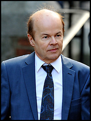 Christopher Jefferies  who was wrongly accused of Joanna Yeates's murder, arrives to give evidence to The Leveson Inquiry at The Royal Courts of Justice, London. The inquiry is being lead by Lord Justice Leveson and is looking into the culture, practice and ethics of the press in the United Kingdom. The inquiry, which will take evidence from interested parties and may take a year or more to complete, comes in the wake of the phone hacking scandal that saw the closure of The News of The World newspaper, Friday November 25, 2011, Photo by Andrew Parsons/ i-Images