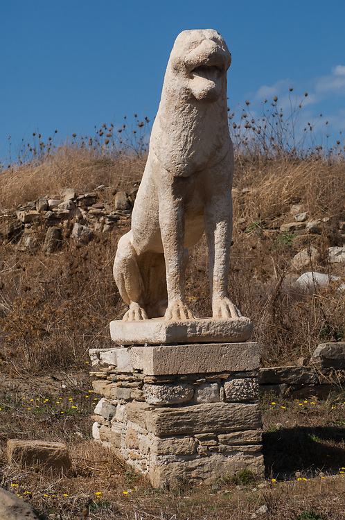 Delos, Greece