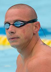 Emil Tahirovic during 10th International Swimming Competition Veronika 2011, on July 16, 2011, in Pod skalco pool, Kamnik, Slovenia. (Photo by Vid Ponikvar / Sportida)