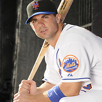 Port St; Lucie, FL;  2/28/2009..NY Mets 3B David Wright...Photo by Preston Mack for TSN