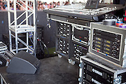 Rat Sound speakers at the 2010 Coachella Music Festival in Indio, CA at the Empire Polo Fields on April 16, 2010.