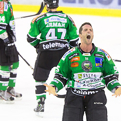 20131025: SLO, Ice Hockey - EBEL League, HDD Telemach Olimpija vs HC Bolzano