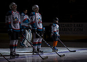 KELOWNA, CANADA - DECEMBER 30:  Pepsi Player of the game at the Kelowna Rockets game on December 30, 2017 at Prospera Place in Kelowna, British Columbia, Canada.  (Photo By Cindy Rogers/Nyasa Photography,  *** Local Caption ***