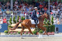 Magnusson Philippa, SWE, Cesar<br /> European Championship Eventing<br /> Luhmuhlen 2019<br /> © Hippo Foto - Stefan Lafrentz