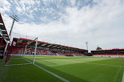 General view of the Vitality Stadium prior to kickoff. - Mandatory byline: Alex James/JMP - 07966386802 - 29/08/2015 - FOOTBALL - Dean Court -Bournemouth,England - AFC Bournemouth v Leicester City - Barclays Premier League