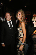 LADY VICTORIA HERVEY, Gina ( shoes) celebrates their 50th anniversary. The Bar. Dorchester Hotel Park Lane, London. 19 September 2006. ONE TIME USE ONLY - DO NOT ARCHIVE  © Copyright Photograph by Dafydd Jones 66 Stockwell Park Rd. London SW9 0DA Tel 020 7733 0108 www.dafjones.com