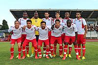 L'equipe (AC Ajaccio)