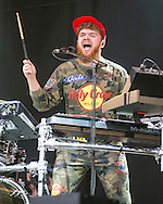 09-07-2016<br /> T in the Park 2016 - Saturday<br />  <br /> Jack Garratt on the Main Stage.<br /> <br /> <br /> Pic:Andy Barr<br /> <br /> www.andybarr.com<br /> <br /> Copyright Andrew Barr Photography.<br /> No reuse without permission.<br /> andybarr@mac.com<br /> +44 7974923919