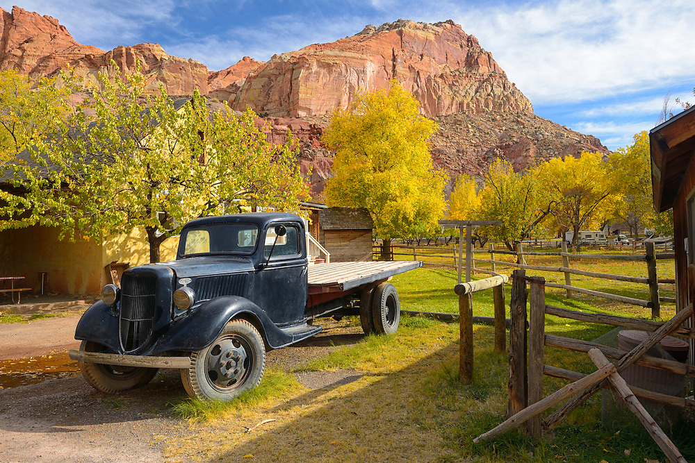Capitol Reef National Park, Southeast Utah, Four Corners, US Southwest, USA