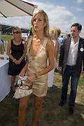 LADY VICTORIA HERVEY, 2008 Cartier International Polo Day, Guards Polo Club. Windsor.  July 27, 2008 in Windsor *** Local Caption *** -DO NOT ARCHIVE-© Copyright Photograph by Dafydd Jones. 248 Clapham Rd. London SW9 0PZ. Tel 0207 820 0771. www.dafjones.com.