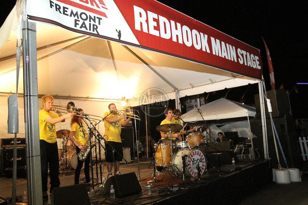 Fremont Fair 2012 Friday Night