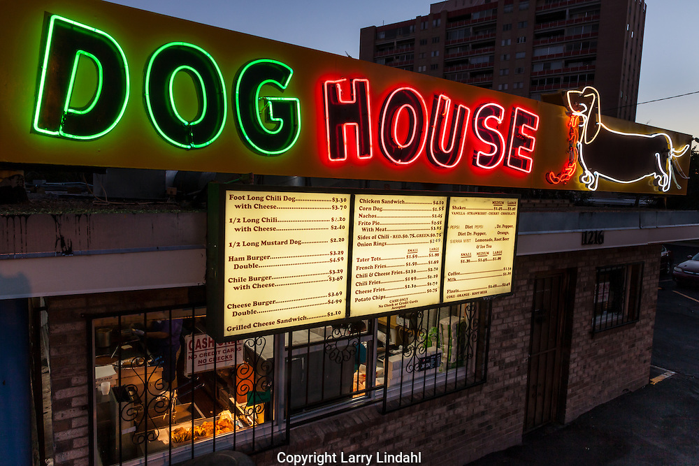 Dog House, Albuquerque, New Mexcio, Route 66,