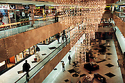 A shopping mall in Kuwait City, Kuwait. Material World Project.