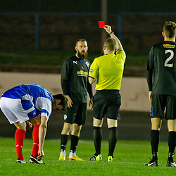 Cowdenbeath v Morton | Scottish Championship | 25 March 2014