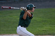 West Deptford's Tommy Jakubowski bats in the first inning during the opening round of the Mid-Atlantic Senior League regional tournament held in West Deptford on Friday, August 5.