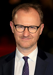 at the The Mercy world premiere at Curzon Mayfair in London, UK. 06 Feb 2018 Pictured: Mark Gatiss. Photo credit: Fred Duval/MEGA TheMegaAgency.com +1 888 505 6342