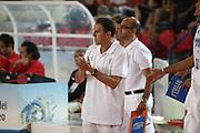 DESCRIZIONE : Teramo Giochi del Mediterraneo 2009 Mediterranean Games Italia Italy Albania<br /> GIOCATORE : Carlo Recalcati<br /> SQUADRA : Italia Italy<br /> EVENTO : Teramo Giochi del Mediterraneo 2009<br /> GARA : Italia Italy<br /> DATA : 28/06/2009<br /> CATEGORIA : coach<br /> SPORT : Pallacanestro<br /> AUTORE : Agenzia Ciamillo-Castoria/C.De Massis<br /> Galleria : Giochi del Mediterraneo 2009<br /> Fotonotizia : Teramo Giochi del Mediterraneo 2009 Mediterranean Games Italia Italy Albania<br /> Predefinita :