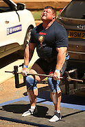 Worlds Strongest Man at Sun City
