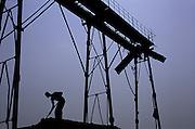 Coal mine. Datong, China, 2007