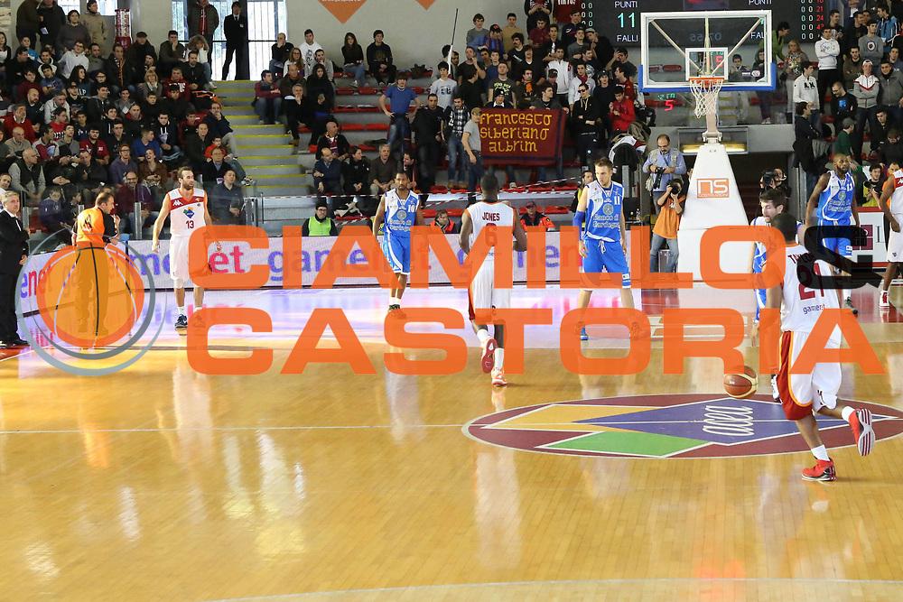 DESCRIZIONE : Roma Lega A 2012-13 Acea Roma Banco di Sardegna Sassari<br /> GIOCATORE : marketing<br /> CATEGORIA : marketing<br /> SQUADRA : <br /> EVENTO : Campionato Lega A 2012-2013 <br /> GARA : Acea Roma Banco di Sardegna Sassari<br /> DATA : 23/12/2012<br /> SPORT : Pallacanestro <br /> AUTORE : Agenzia Ciamillo-Castoria/M.Simoni<br /> Galleria : Lega Basket A 2012-2013  <br /> Fotonotizia :  Roma Lega A 2012-13 Acea Roma Banco di Sardegna Sassari<br /> Predefinita :