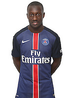 Youssouf Sabaly of PSG during PSG photo call for the 2016-2017 Ligue 1 season on September, 7 2016 in Paris, France<br /> Photo : C.Gavelle/ PSG / Icon Sport