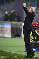 Esultanza Vladimir Petkovic a fine partita.Roma 29/1/2013 Stadio Olimpico.Football Calcio 2012/2013 coppa Italia.Lazio Vs Juventus .Foto Andrea Staccioli Insidefoto