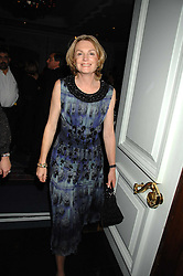 LADY LLOYD-WEBBER at the 17th annual Cartier Racing Awards 2007 held at the Four Seasons Hotel, Hamilton Place, London on 14th November 2007.<br />