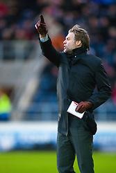 Steven Pressley, Falkirk manager..Falkirk 1 v 1 Ross County, 26/12/2011..Pic © Michael Schofield..