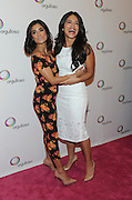 "Golden Globe winning Actress Gina Rodriguez, left, and Actress Diane Guerrero, attend P&G Orgullosa's forum ""Nueva Latinas Living Fabulosa"" at The TimesCenter on Wednesday, March 25, 2015,  in New York. The program celebrates the beauty and diversity of modern, Nueva Latinas through real conversations and a forum recognizing Latina trendsetters and their stories of confidence, strength and success. Visit Facebook.com/Orgullosa for more information. (Photo by Diane Bondareff/Invision for P&G Orgullosa/AP Images)"