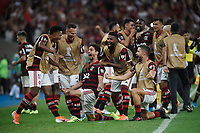 2019-10-20 J Rio de Janeiro, Brazil, football match between the Flamengo and Grêmio teams, validated by the Libertadores Cup of the Americas. Flamengo wins the match and qualifies for the finals. Photo by André Durão / Swe Press Photo