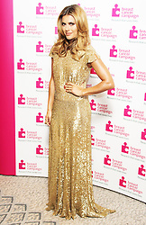 Zoe Hardman, Pink Ribbon Ball 2013, The Dorchester Hotel, London UK, 12 October 2013, (Photo by Brett D. Cove)