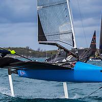 2016 MS Amlin Int. Moth Regatta - Bermuda