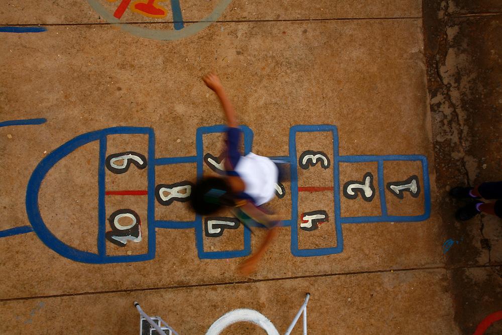 Ouro Branco_MG, Brasil...Escolas que implementaram o SGI - Sistema de Gestao Integrada...The Schools that have implemented the SGI - Integrated Management System...Foto: LEO DRUMOND /  NITRO