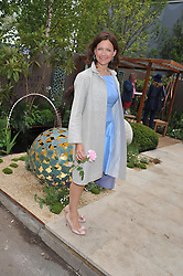 KATIE DERHAM at the 2013 RHS Chelsea Flower Show held in the grounds of the Royal Hospital, Chelsea on 20th May 2013.