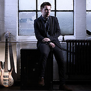 Musician Portrait taken at CLF Cafe, Peckham