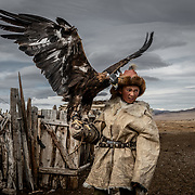 Mongolia: Hunters and Herders of the Altai