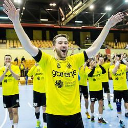 20150308: SLO, Handball - EHF European Cup 2014/15, RK Gorenje Velenje vs Pfadi Winterthur