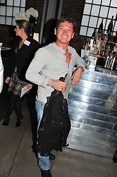 SID OWEN at a party to celebrate the Kelly Hoppen and Smallbone kitchen range held at The Collection, 264 Brompton Road, London on 24th September 2012.