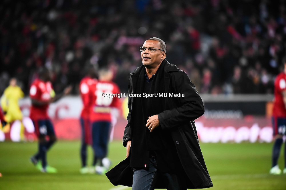 Bernard LAMA - 03.12.2014 - Lille / Paris Saint Germain - 16eme journee de Ligue 1<br />