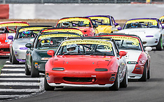 BRSCC MX-5 Championship 2017 - Silverstone