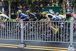 Doris Schweizer (Cylance Pro Cycling) - Tour of Chongming Island 2016 - Stage 3. A 99 km road race on Chongming Island, China on May 8th 2016.
